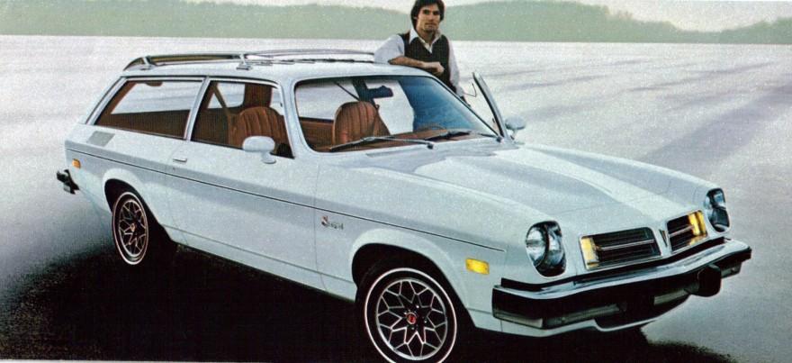 1979 Pontiac Sunbird Sport Safari Station Wagon