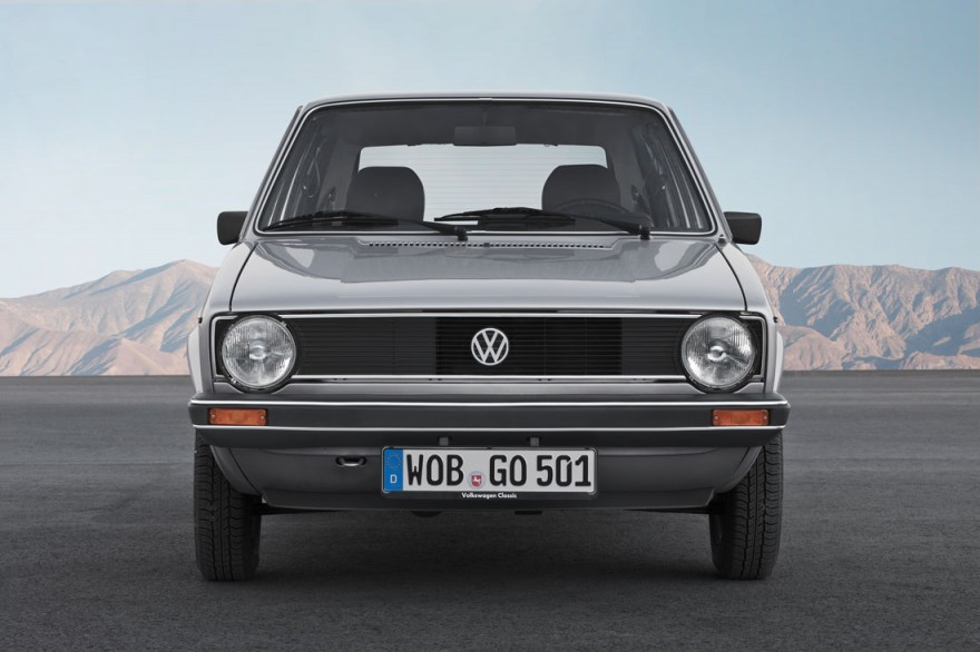 1974 Volkswagen Golf (Mk1)