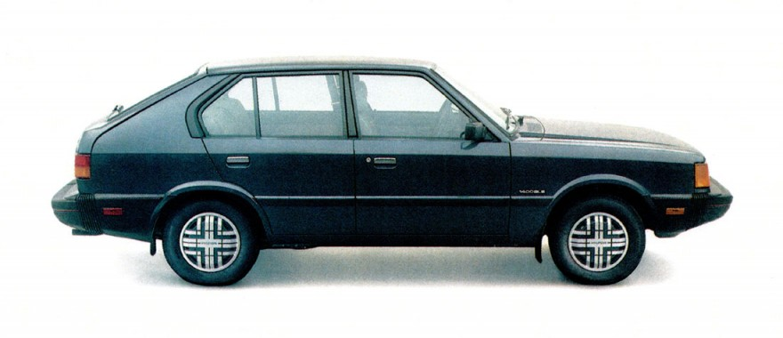 1984 Hyundai Pony
