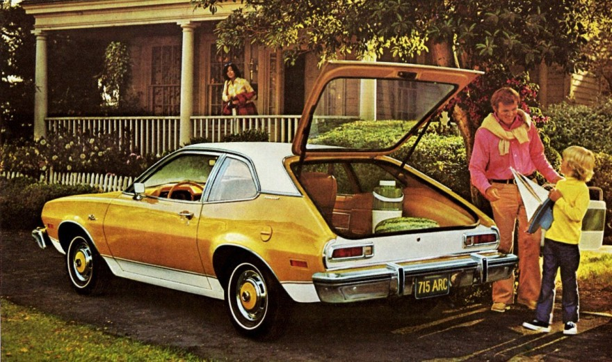 1974 Ford Pinto 3-door Runabout