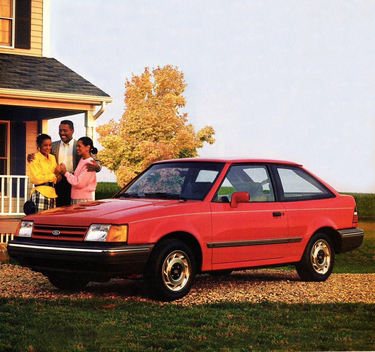 1989 Ford Escort