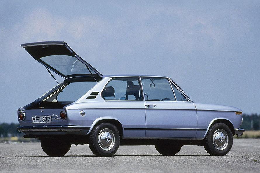 1971 BMW 1800 Touring