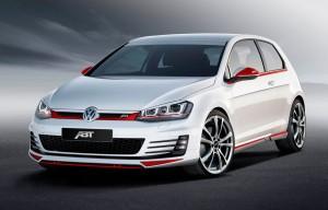2013 ABT Golf VII GTI