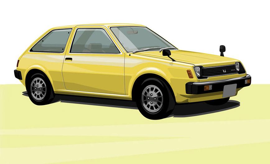 1978 Mitsubishi Mirage
