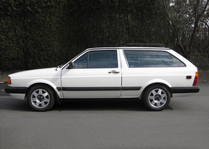 1988 Volkswagen Fox GL Wagon