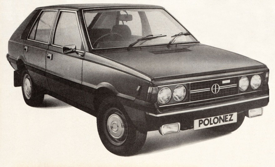 1980 FSO Polonez
