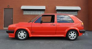 1985 Volkswagen GTi Callaway Turbo