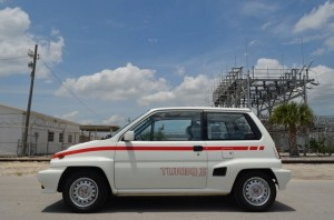 1986 Honda City Turbo II