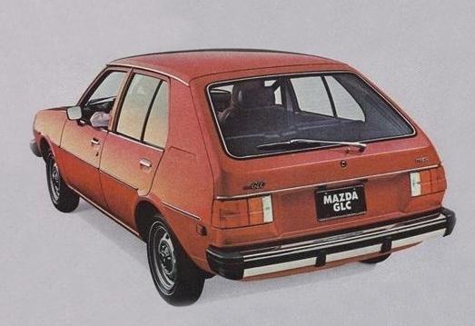 1977 Mazda GLC