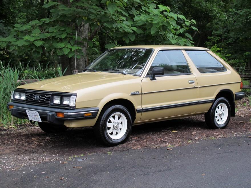 1984 Subaru GL