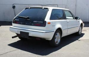 1989 Volvo 480 Turbo