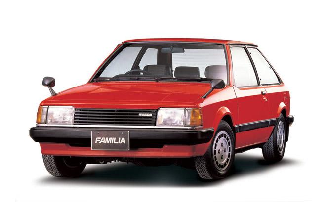 1980 Mazda Familia