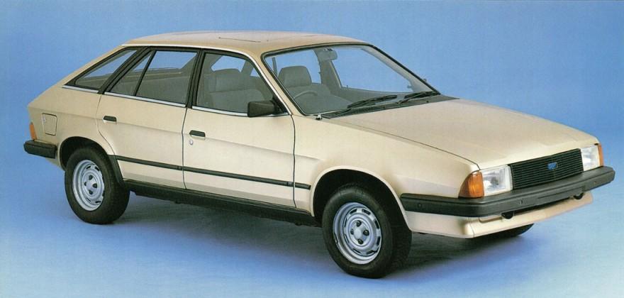 1982 Austin Ambassador
