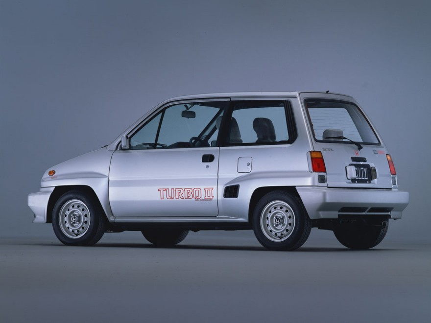 1987 Honda City Turbo II