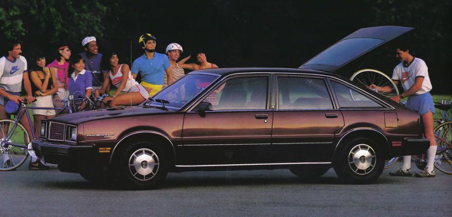 1983 Pontiac Phoenix