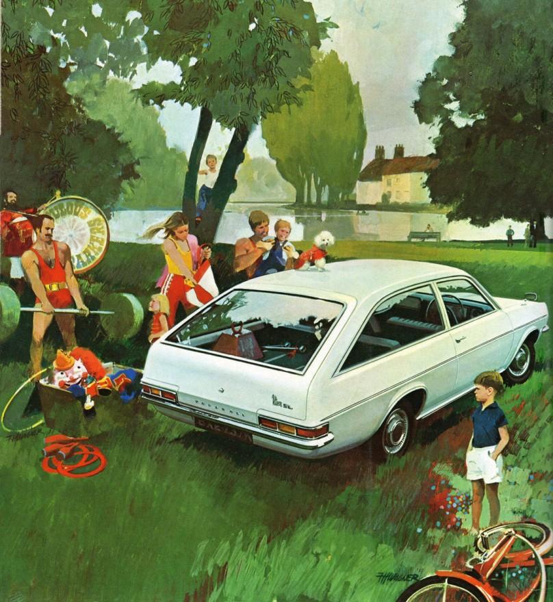 1972 Vauxhall Viva HC