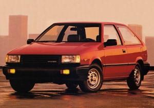 1989 Hyundai Excel