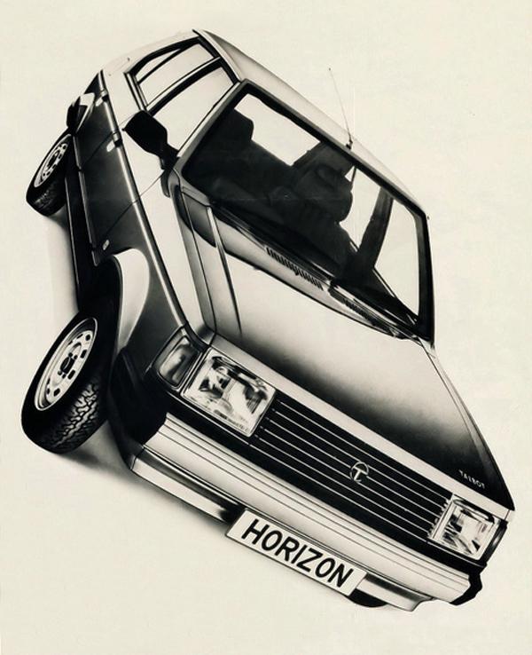 1981 Talbot Horizon 1.5GL